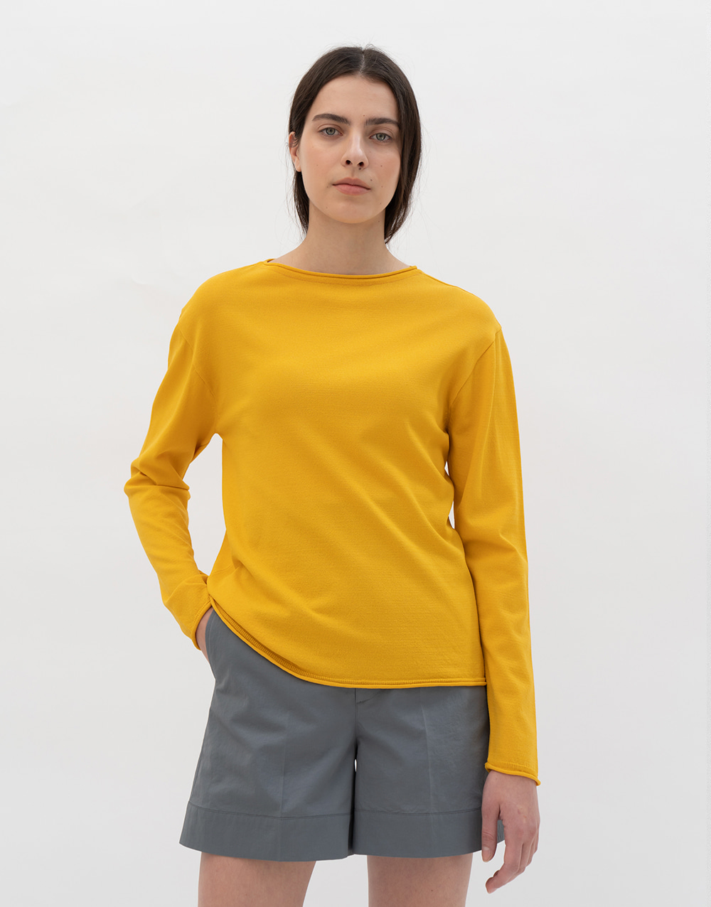 GBH APPAREL ADULT  Comfort Round Knit MUSTARD