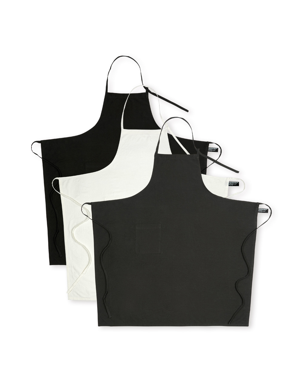 GBH HOME  Long apron  (3 COLORS)