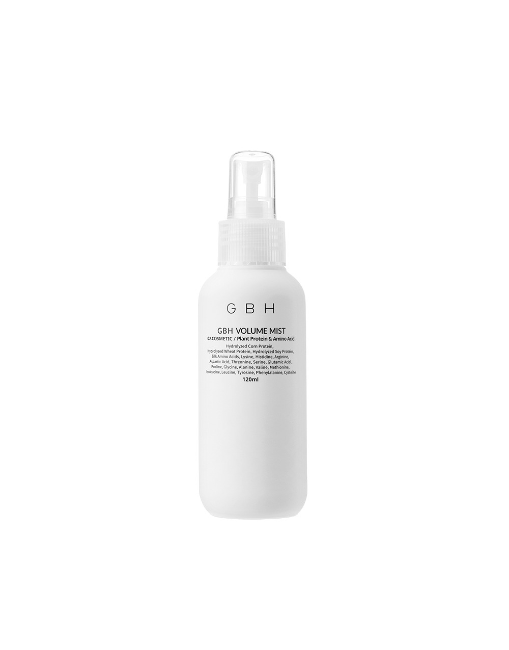 GBH COSMETIC  VOLUME MIST